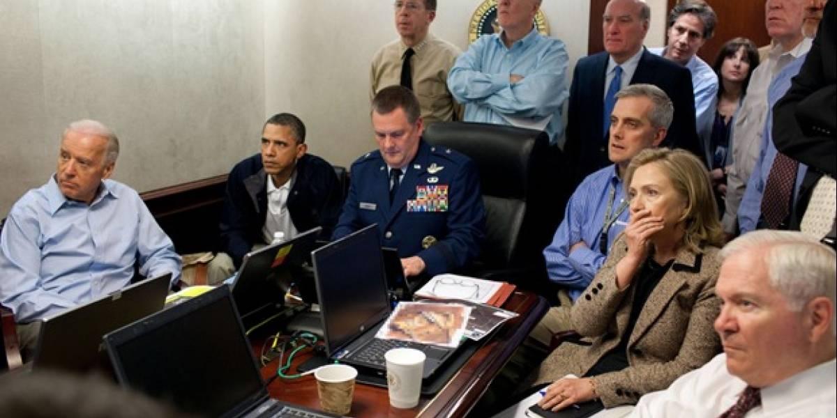 Foto de Obama observando el asesinato de Bin Laden se acerca a ser la más vista de Flickr