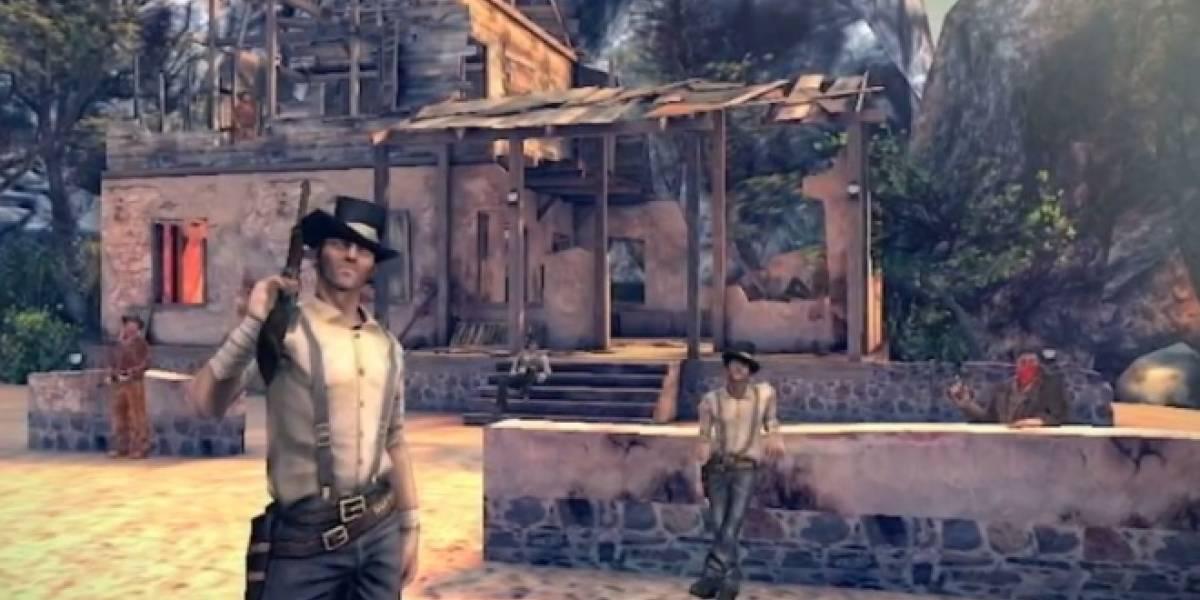 Gameloft presenta Six Guns