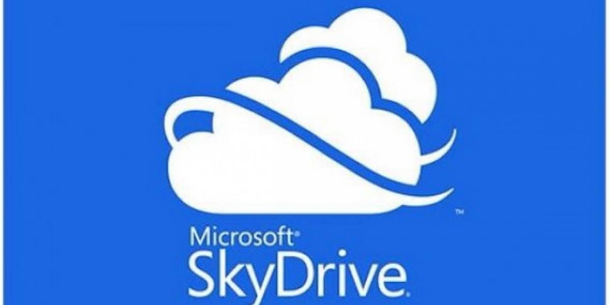 Ya está disponible SkyDrive para Android