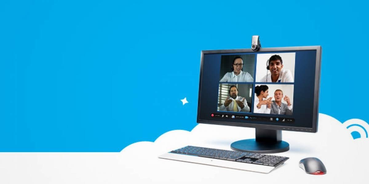 Microsoft trabaja en una versión web de Skype