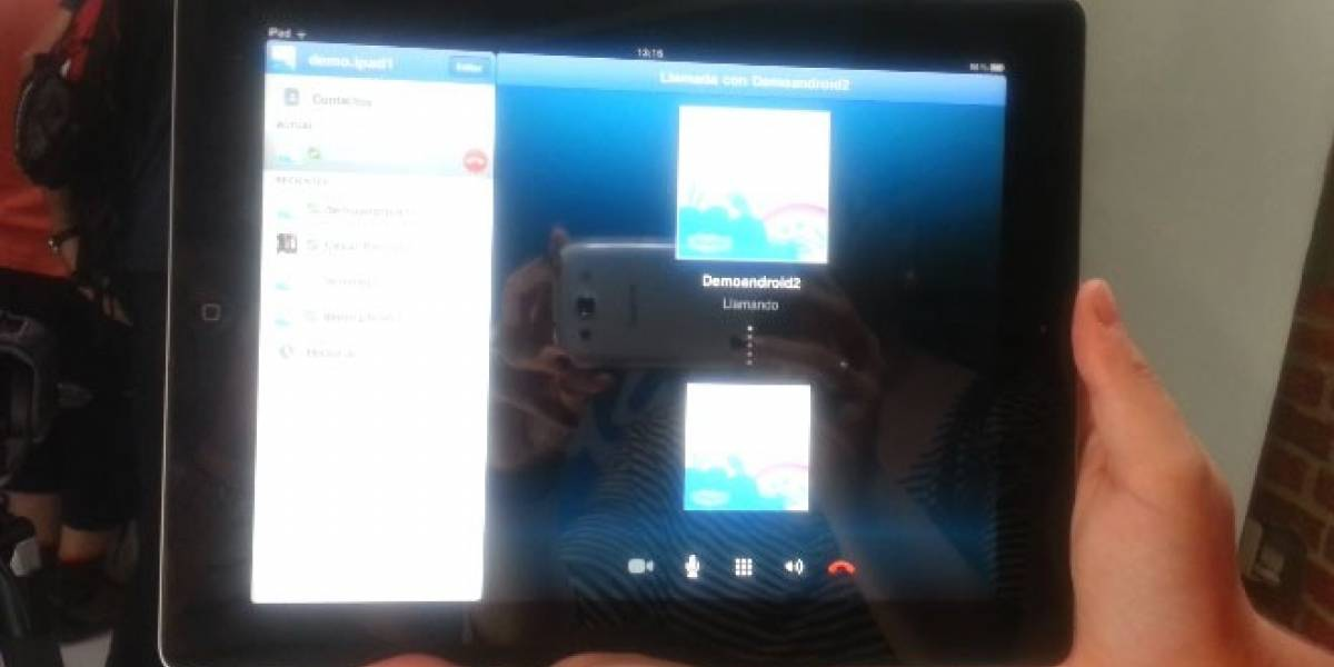 Skype presume de cifras: Fue la tercera aplicación móvil más descargada de 2011