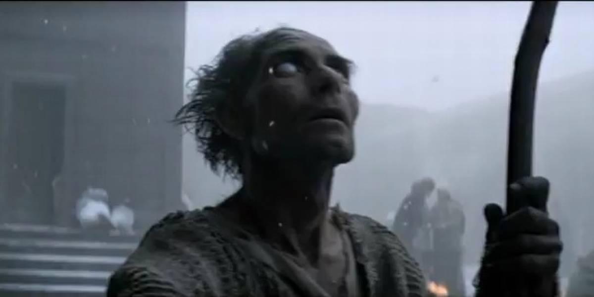 Dragones y caballeros en el nuevo trailer live action de Skyrim