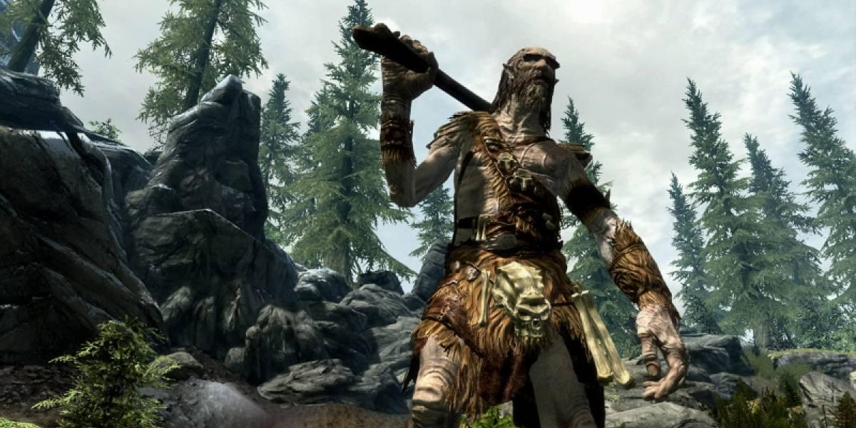 Aquí tienen 7 minutos de The Elder Scrolls V: Skyrim [E3 2011]