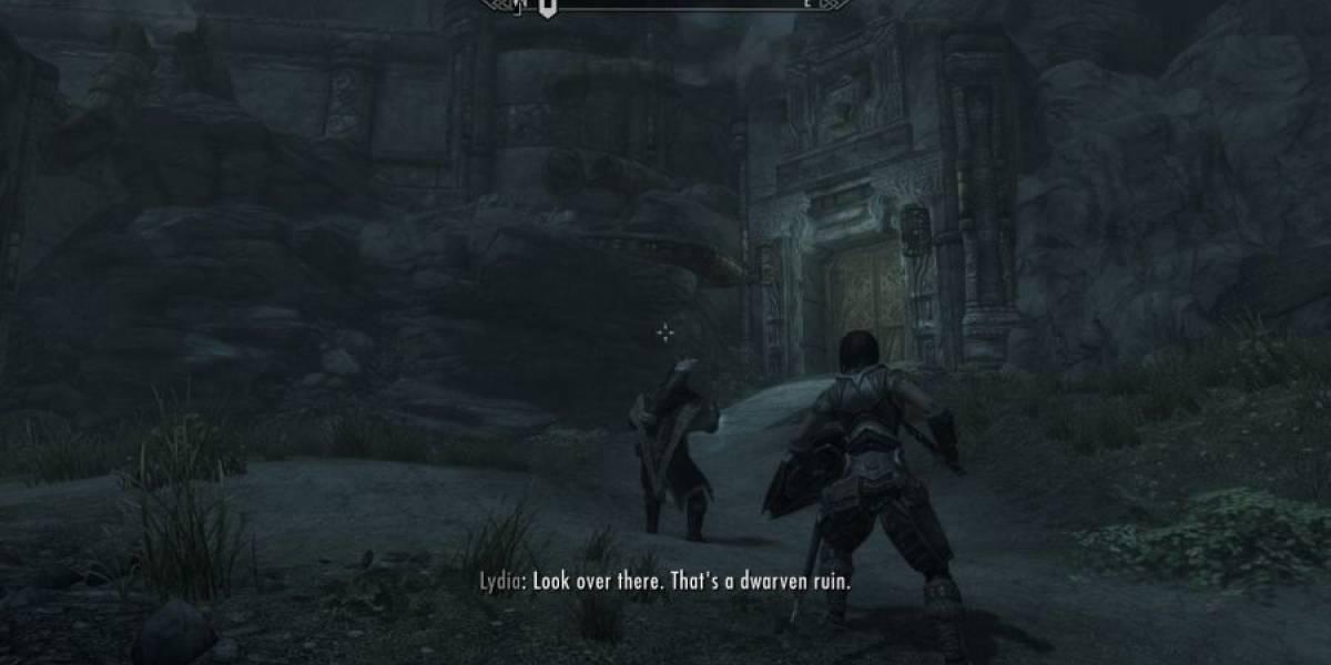Los problemas técnicos de Skyrim en PlayStation 3 no serían tan sencillos de resolver