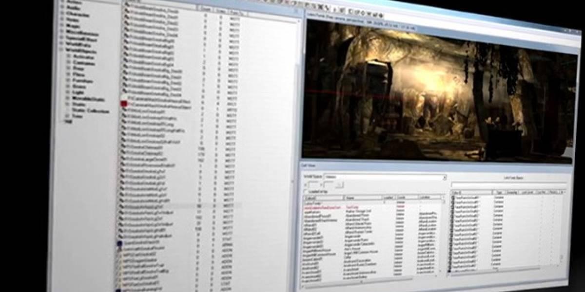 Se han descargado más de dos millones de mods para Skyrim