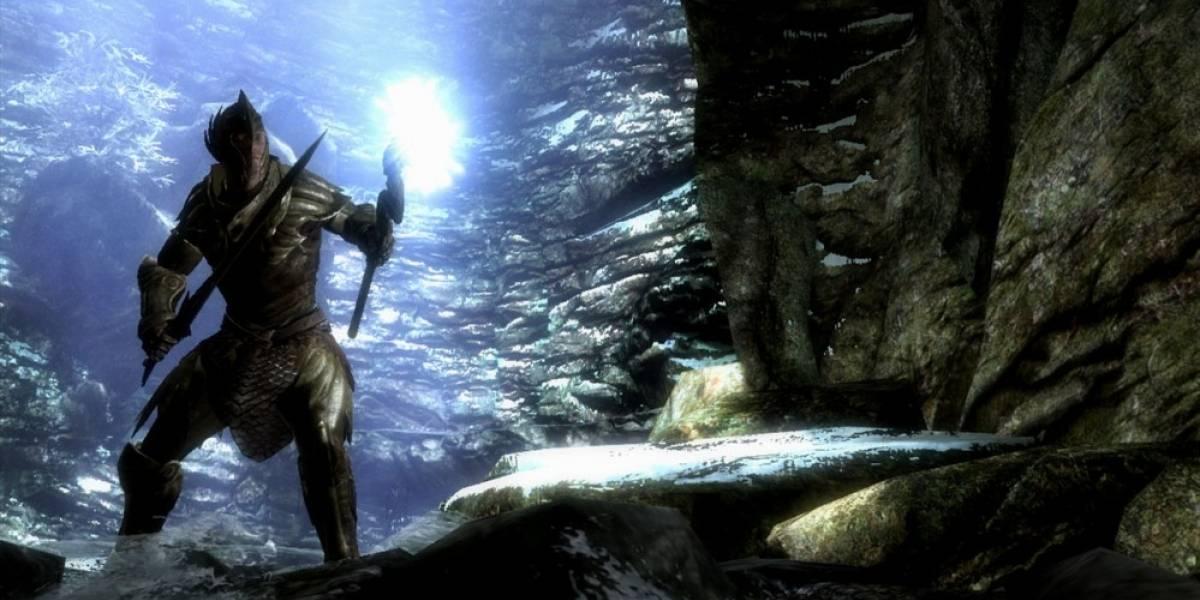 Nuevo video nos ofrece un recorrido por el mundo de Skyrim