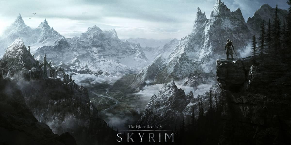 Skyrim en Xbox 360 funciona mejor si no se instala en el disco duro