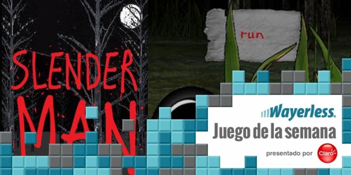 Slender Man: Horror en primera persona