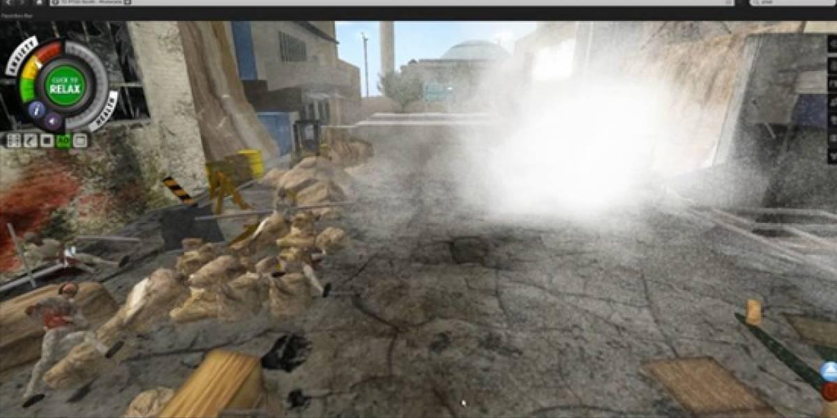 Ejército de EE.UU. utiliza Second Life para tratar el Trastorno por estrés post traumático