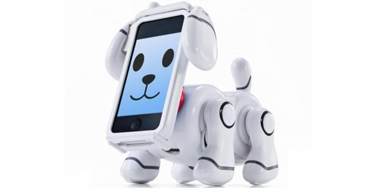Smartpet convierte a tu iPhone en un perro-robot mascota