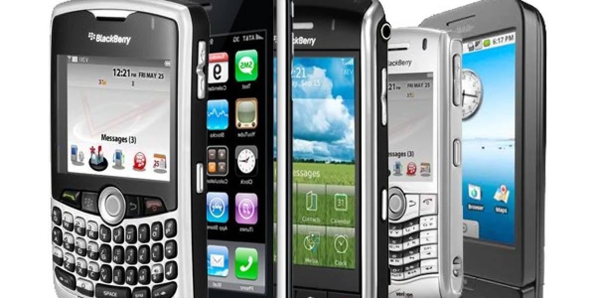 La mitad de los móviles vendidos en 2013 serán smartphones