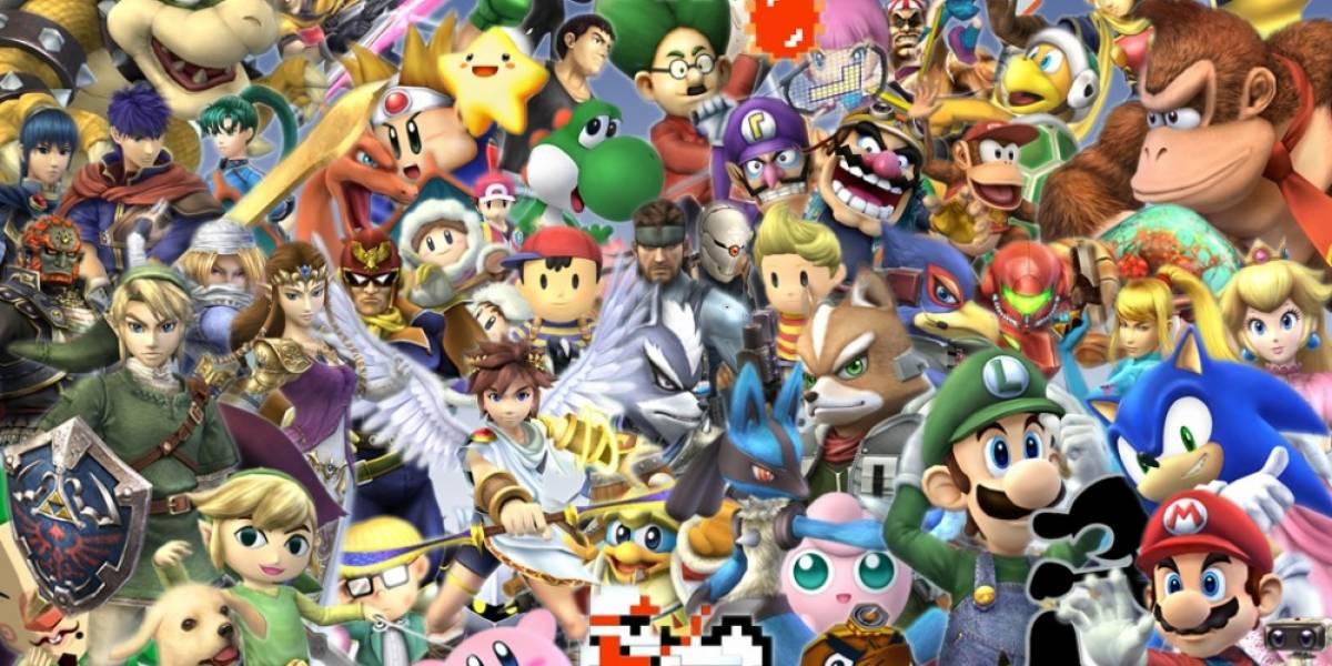 Nada sobre el nuevo Smash Bros. hasta que Kid Icarus esté terminado