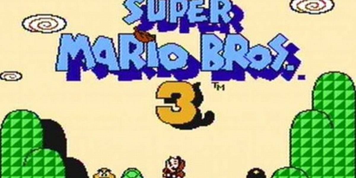 Super Mario Bros 3. [NB Oldies]
