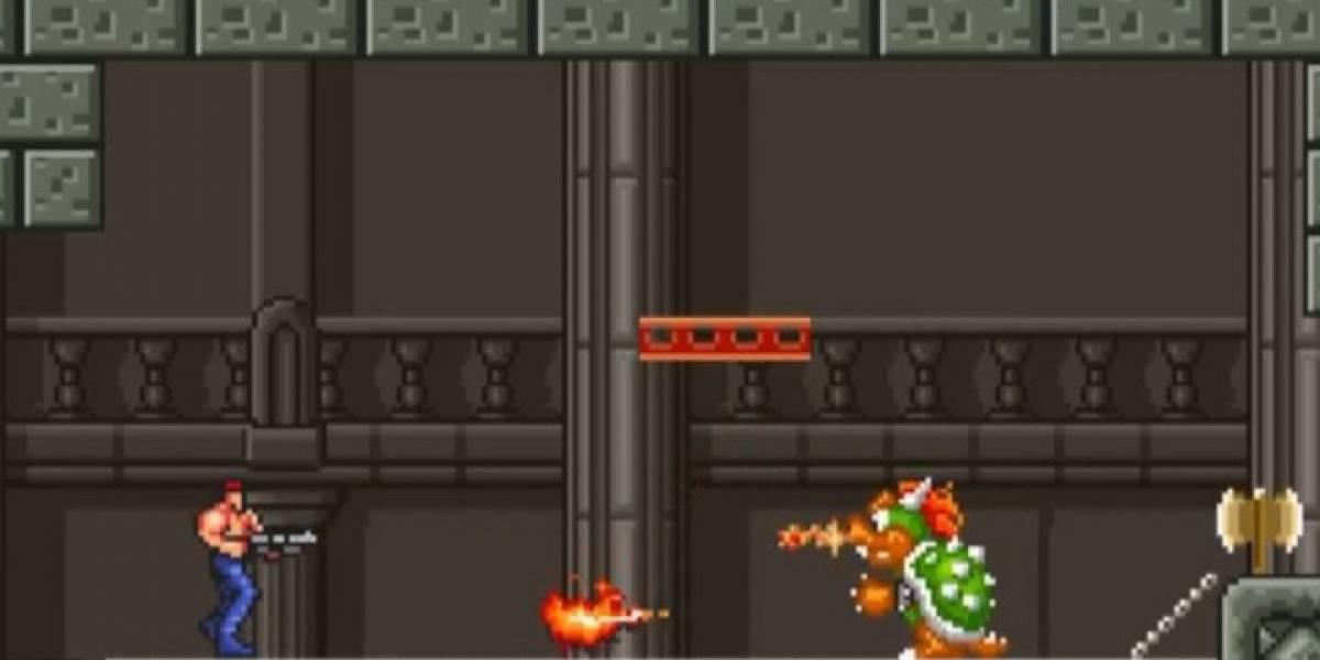 Es lanzado oficialmente Super Mario Bros. Crossover 2.0
