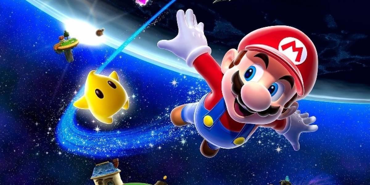 Futurología: Super Mario Galaxy ingresará a la línea Nintendo Selects