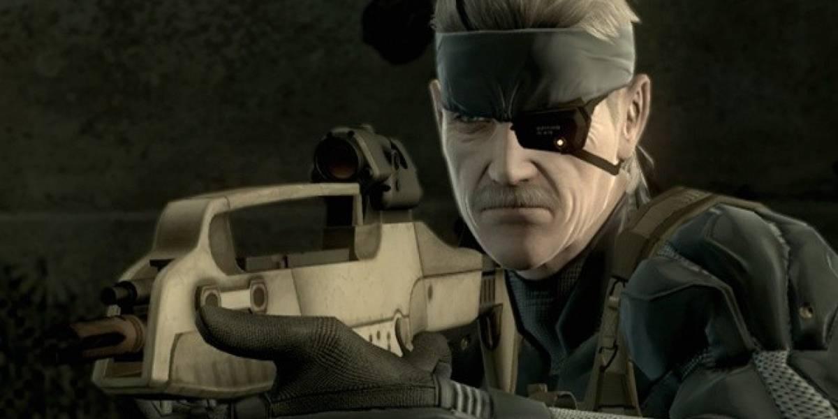 La saga de Metal Gear alcanzó 31 millones de copias vendidas