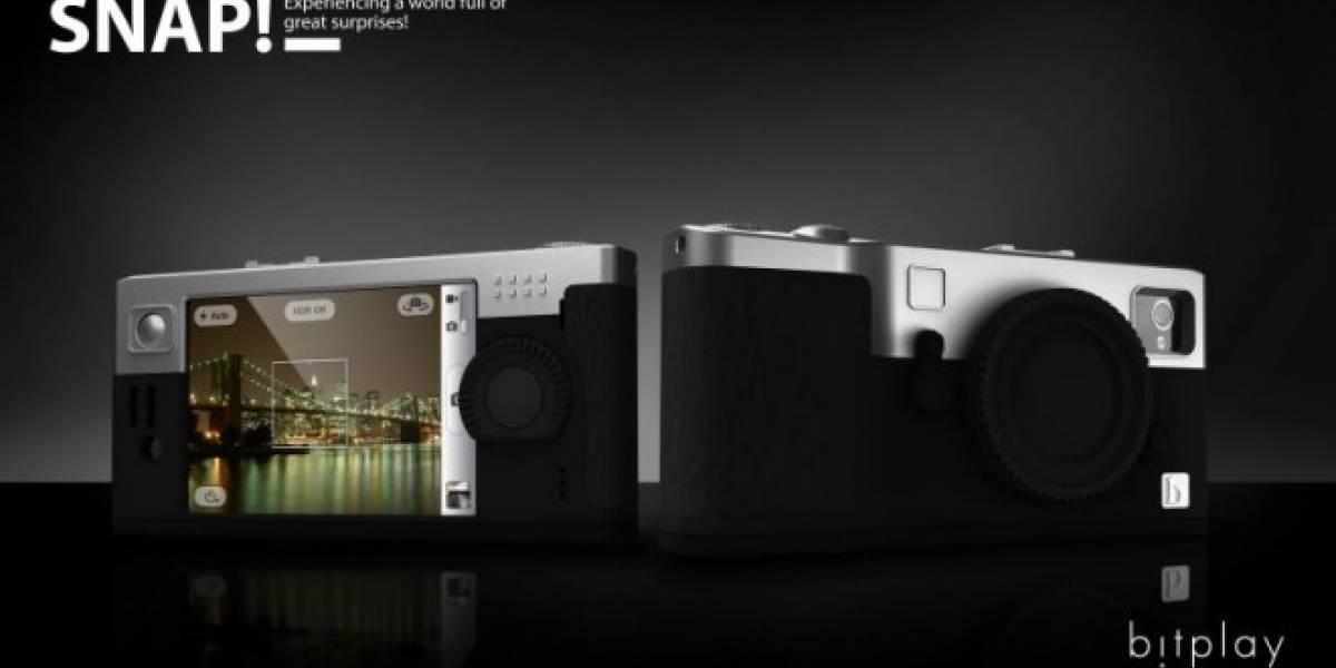 La carcasa Snap! convierte tu iPhone en una cámara compacta