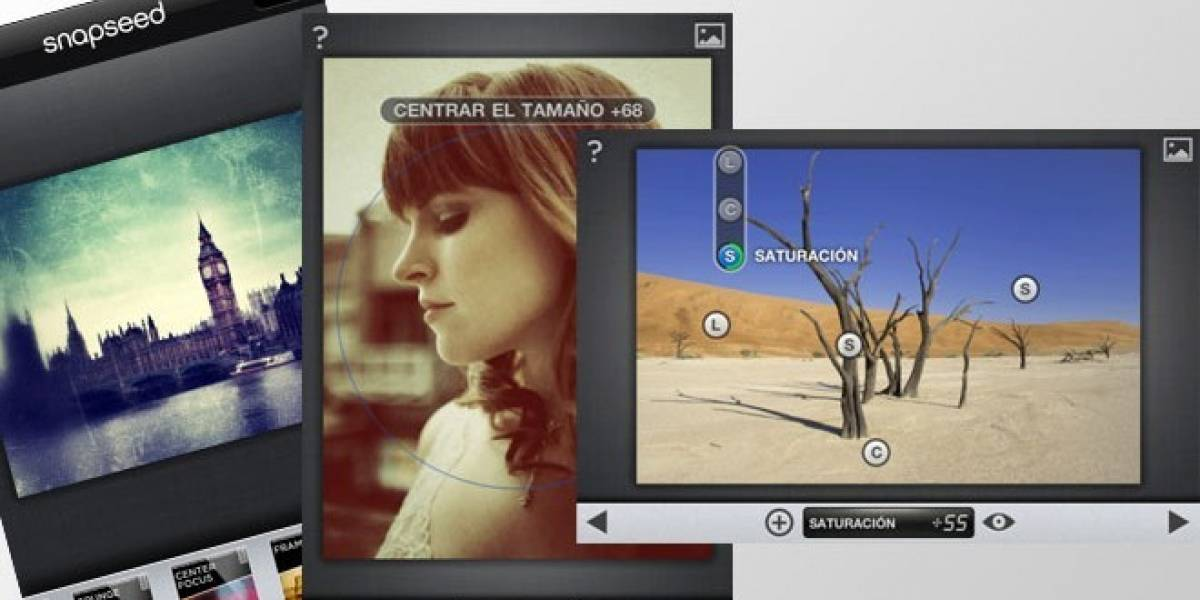 Google compra Snapseed, rival de Instagram