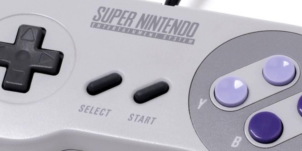 Querida Súper Nintendo...