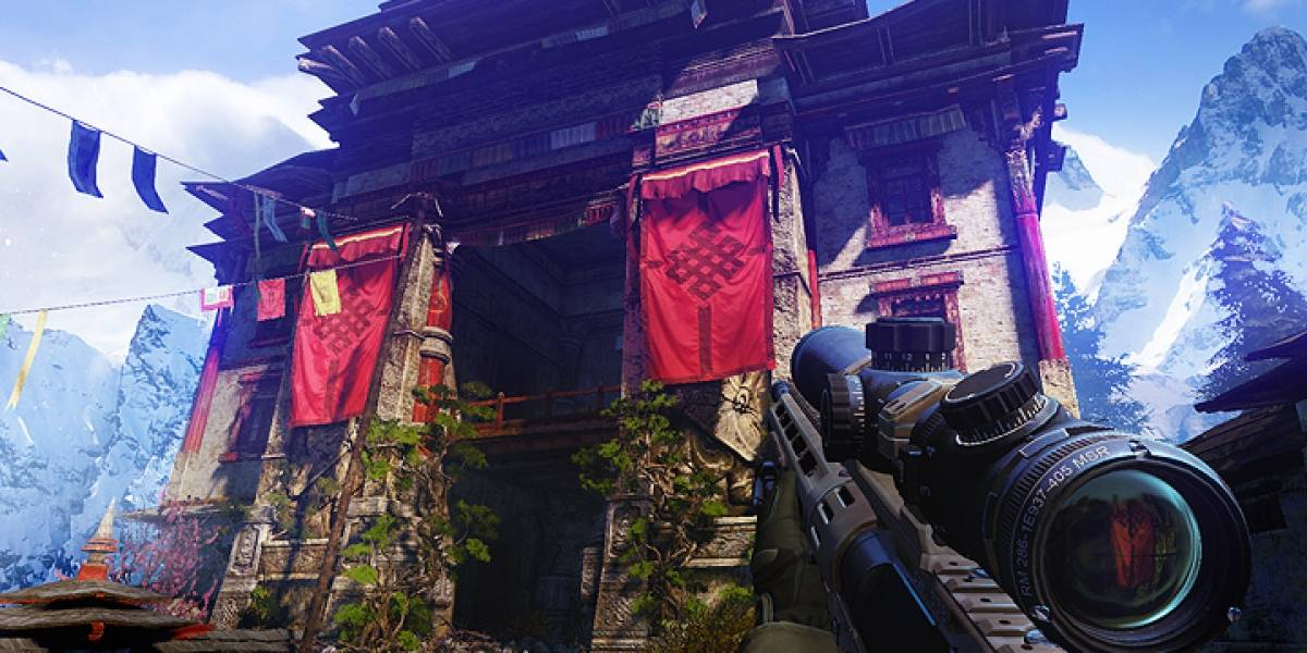 Primer video con jugabilidad de Sniper: Ghost Warrior 2