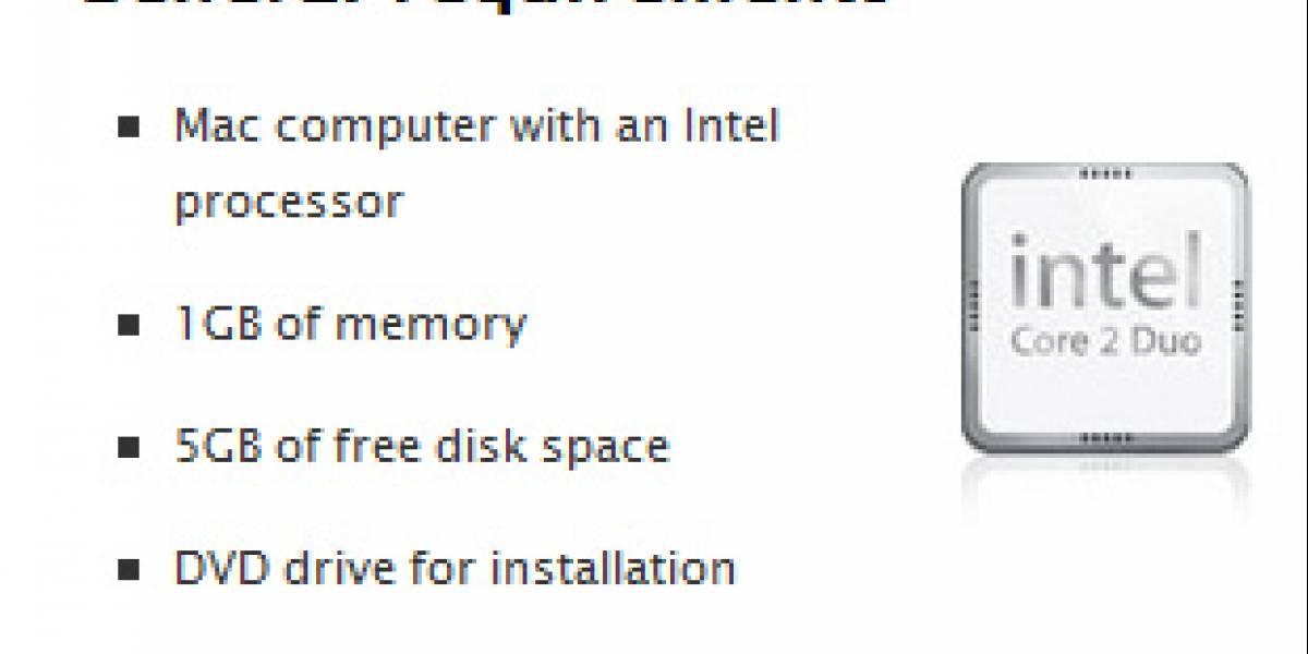 Snow Leopard matará por fin a los PowerPC