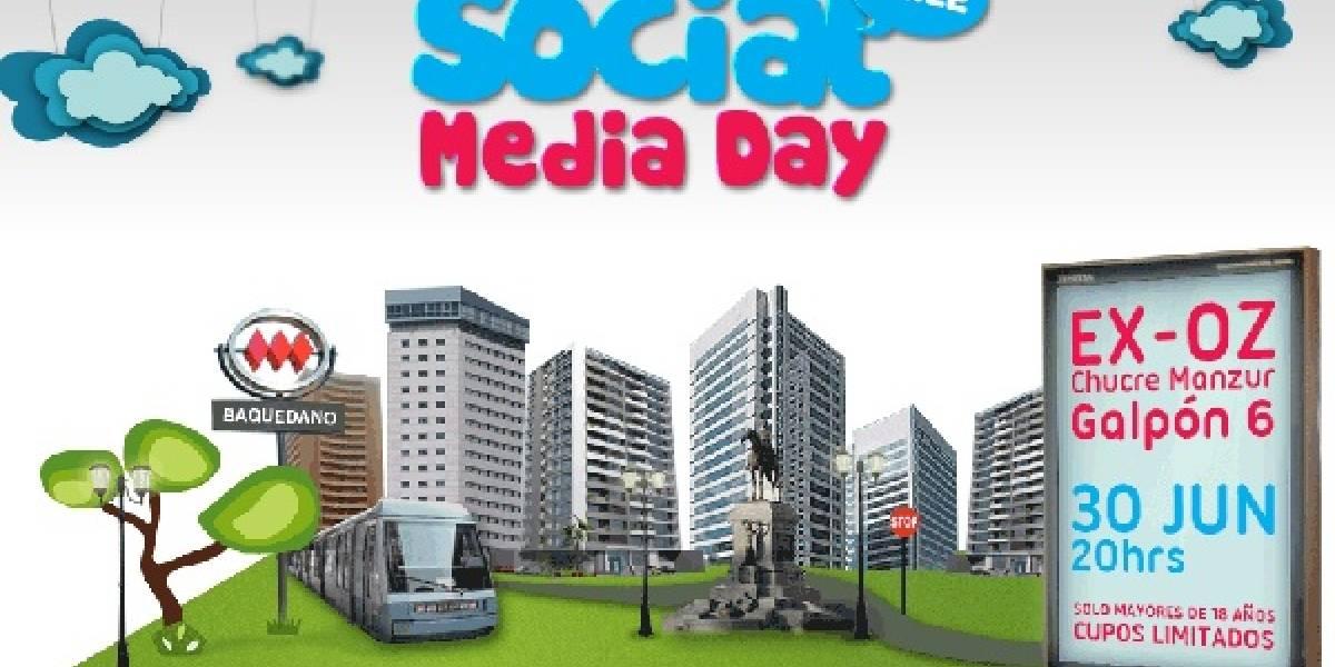 Chile se apronta para celebrar el Social Media Day con fiesta gratuita