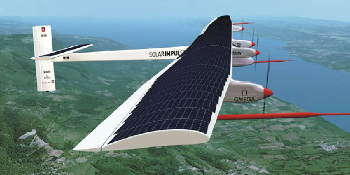 Solar Impulse inicia su primer vuelo internacional