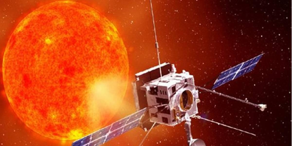 Misión Solar Orbiter: El detector de partículas energéticas se hará en España