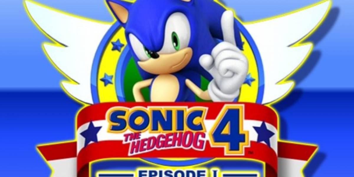 Sonic 4 Episode 1 baja de precio permanentemente