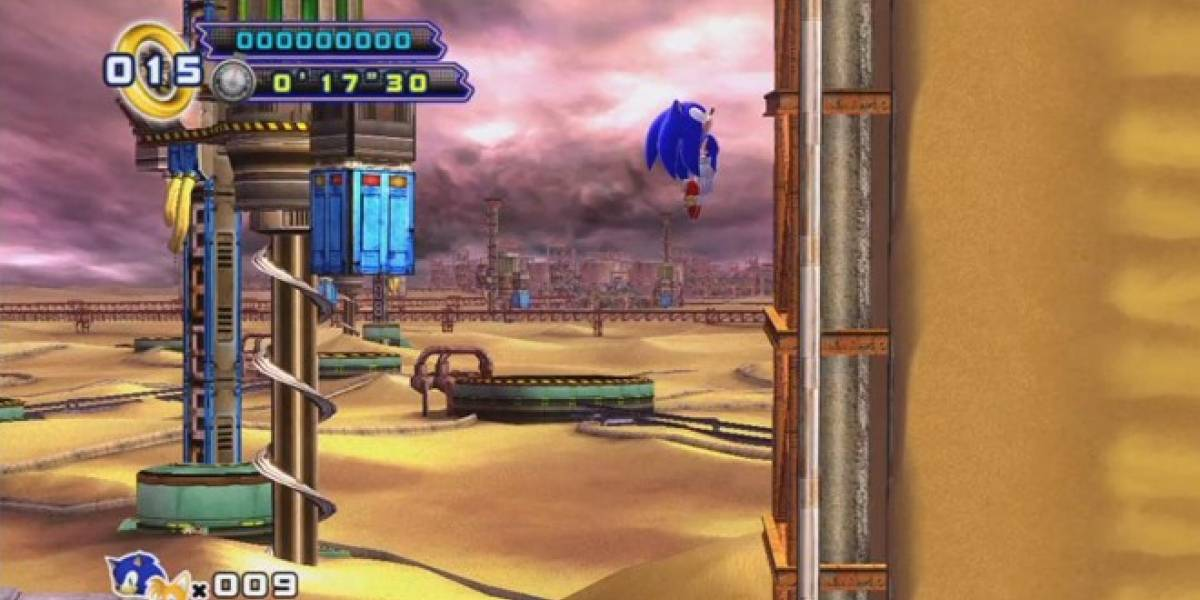 Sonic the Hedgehog 4, Episode II con Metal Lock-On: Nuevo trailer