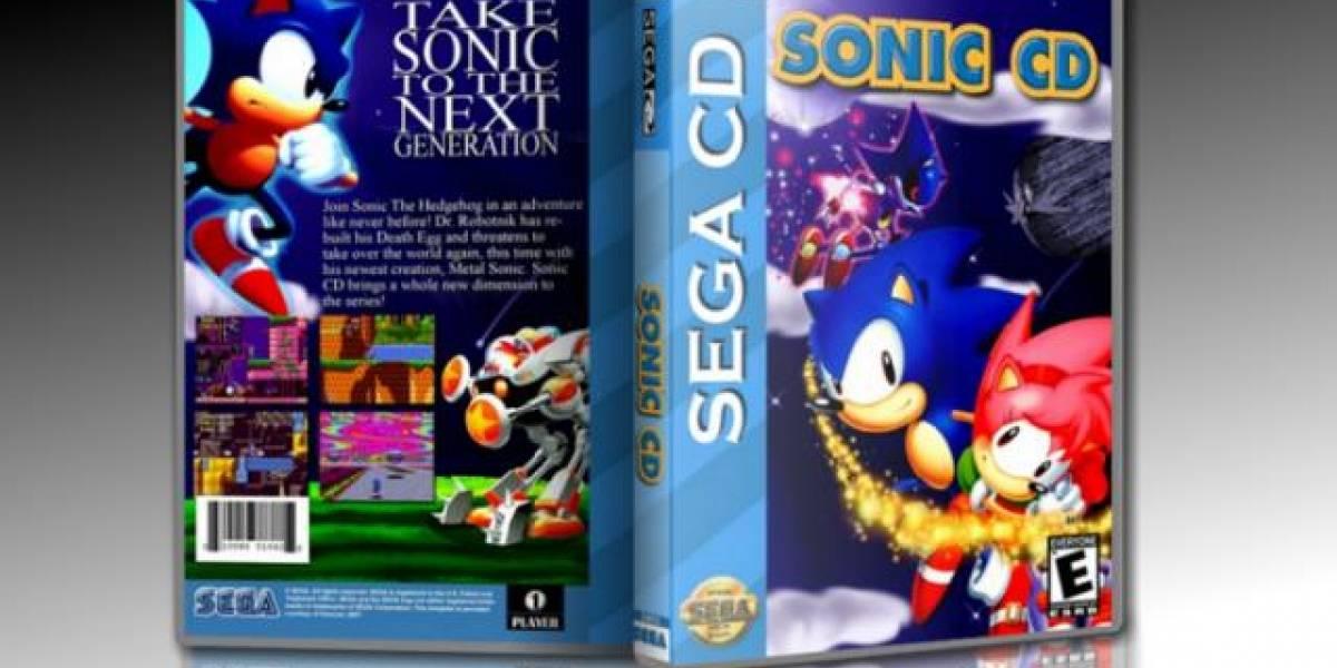 Futurología: Sonic CD en camino a Xbox Live Arcade [PAX 11]