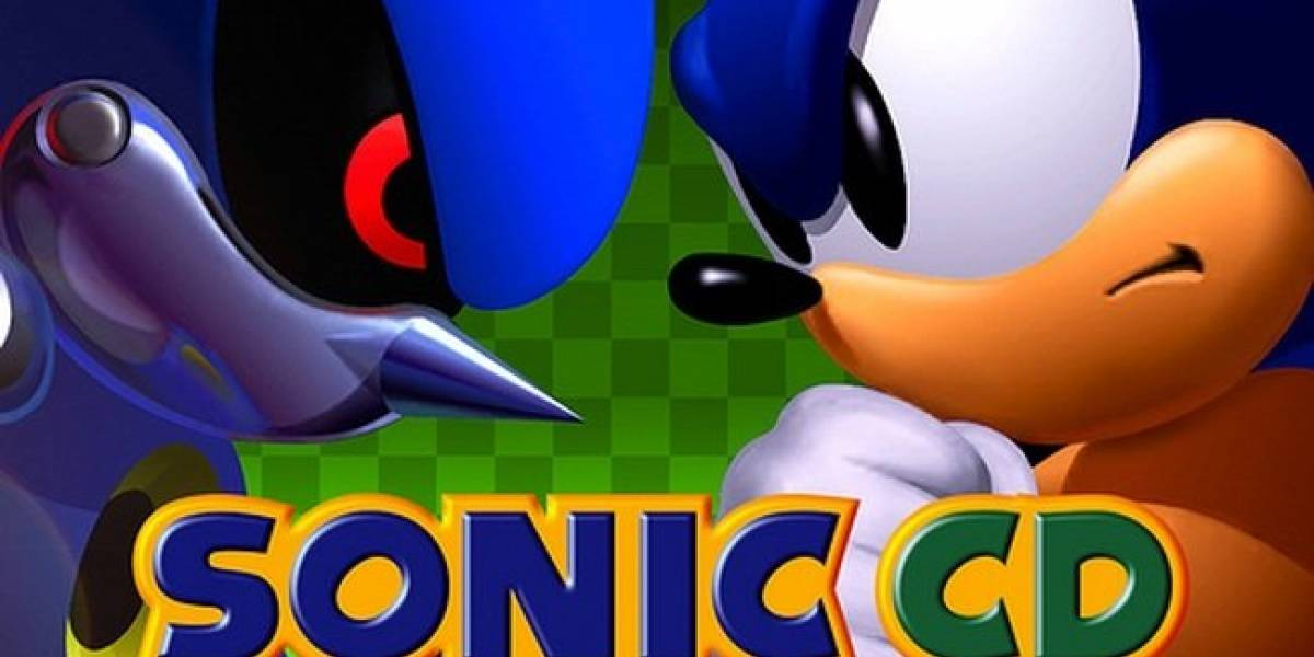 Y es oficial: Sonic CD regresa este año
