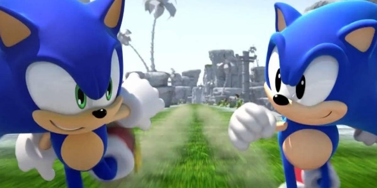 Sonic Generations es el juego más preordenado en la historia de SEGA