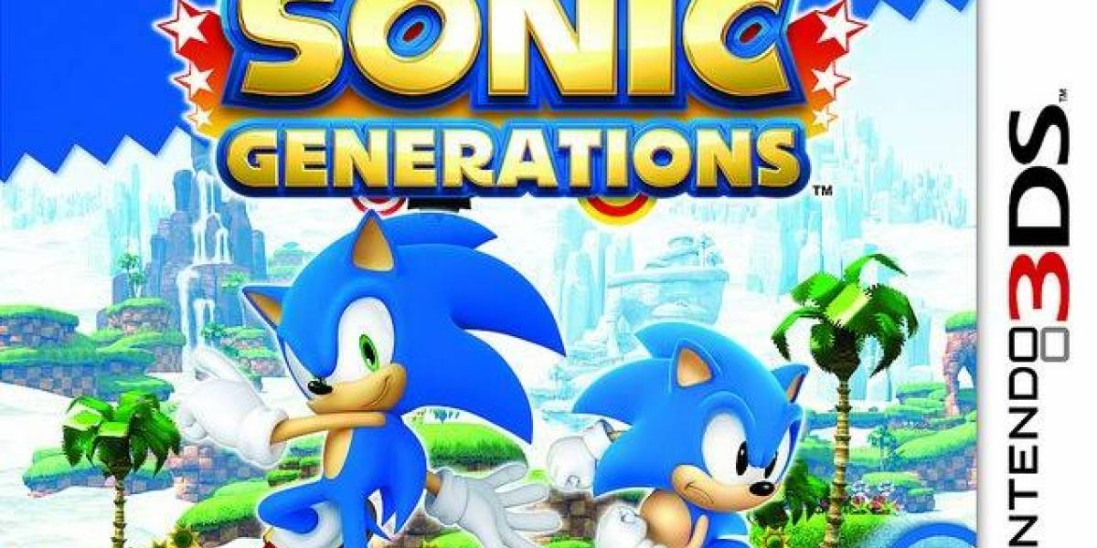Sega confirma Sonic Generations 3DS para este año