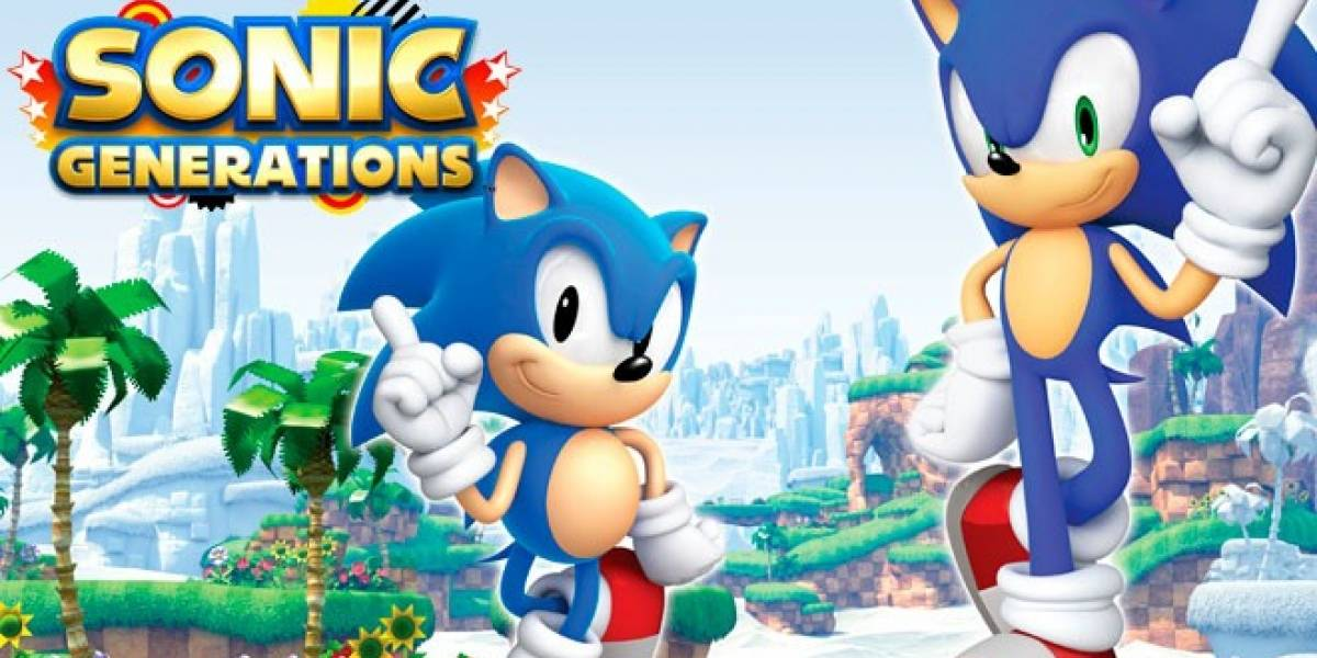 Sonic Generations [NB Labs]