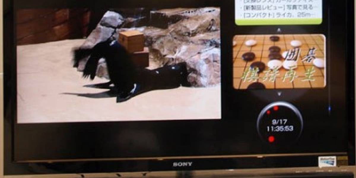 Sony lanza un SDK para televisores Bravia