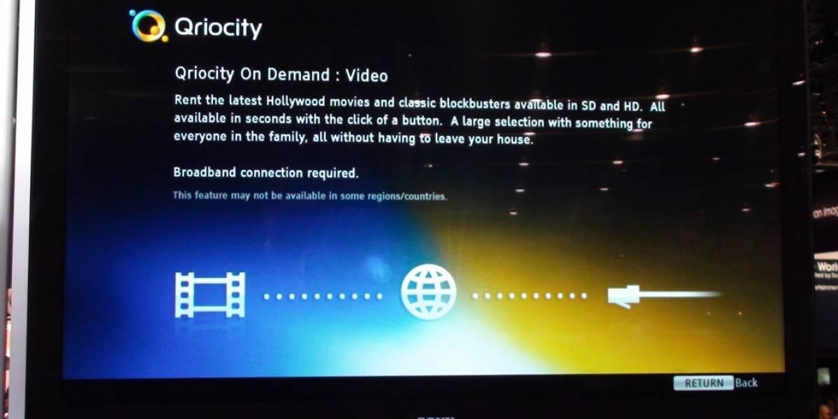 Qriocity vuelve a estar operativo en todo el mundo... menos en Japón