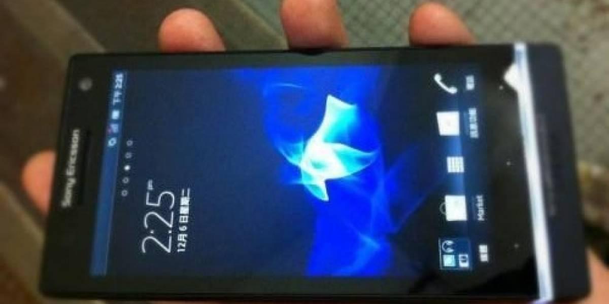 Se filtra nueva imagen del Sony Ericsson Nozomi