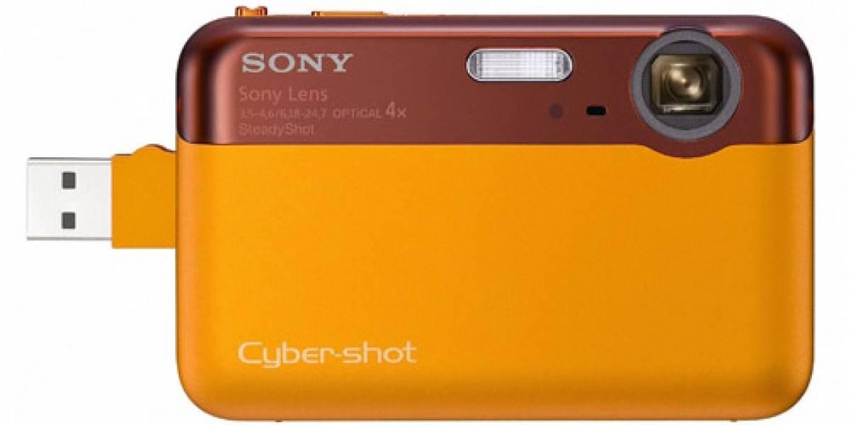 Sony presenta en México su cámara Cyber-shot DSC-J10