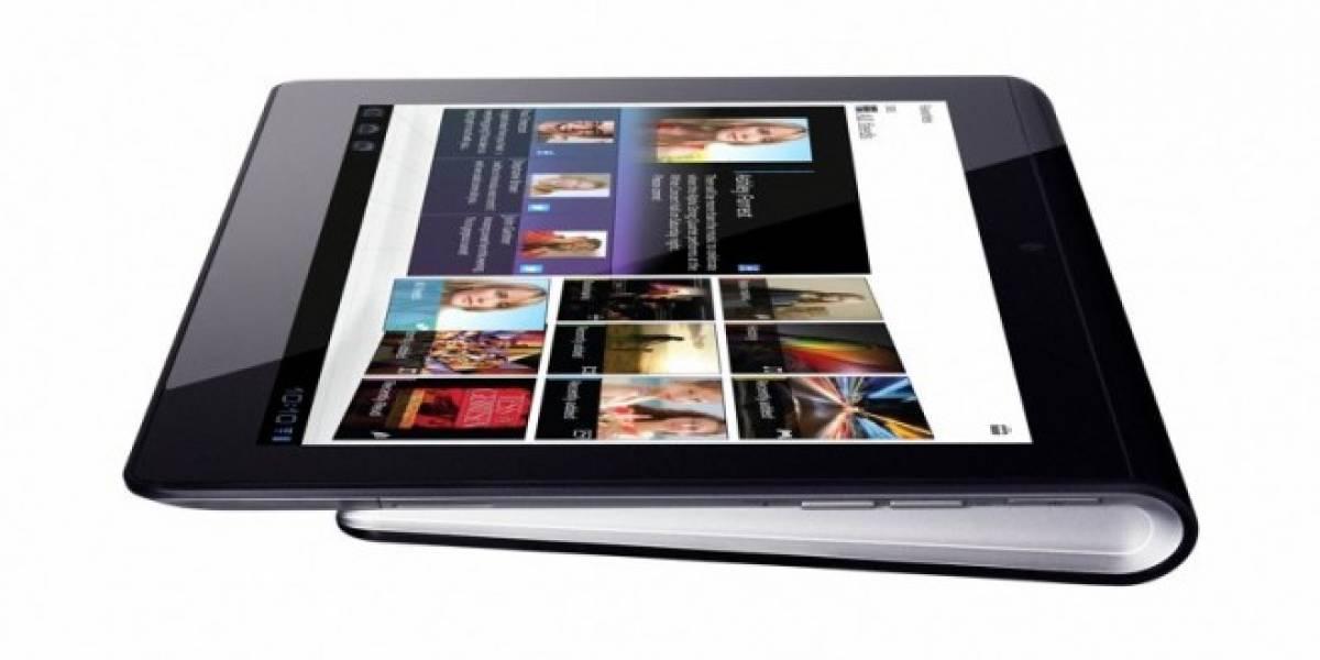 México: La Sony Tablet S ya está aquí