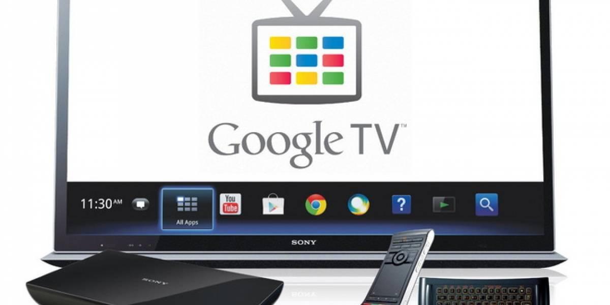 Sony Google TV llegará a México