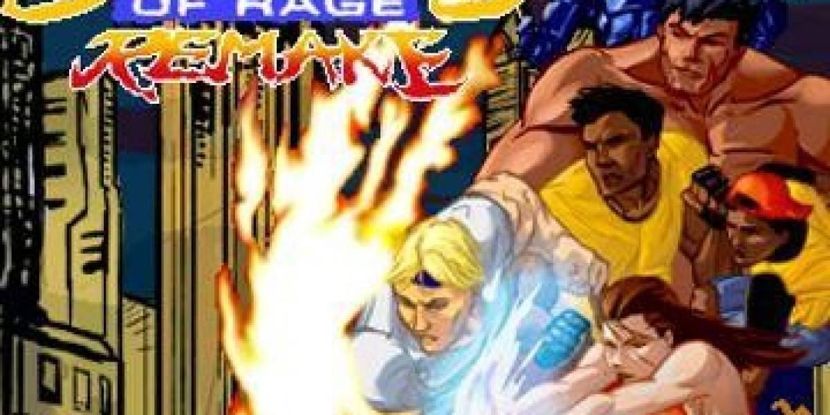 Sega corta definitivamente el tema del remake de Streets of Rage