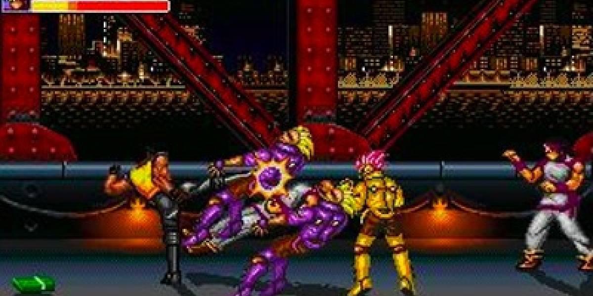 Sega pide que se retire el remake de Streets of Rage