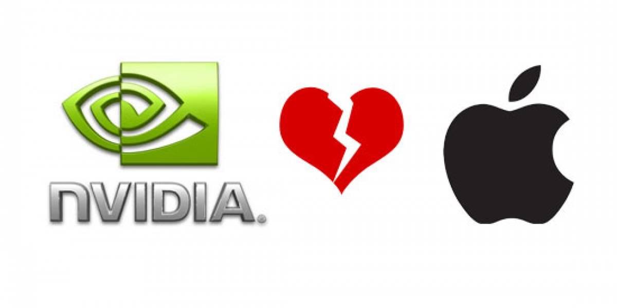 Rumor: Apple se desliga de NVIDIA