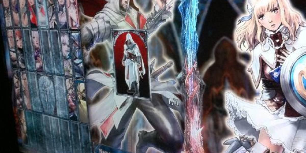 Futurología: Ezio sería parte de Soul Calibur V