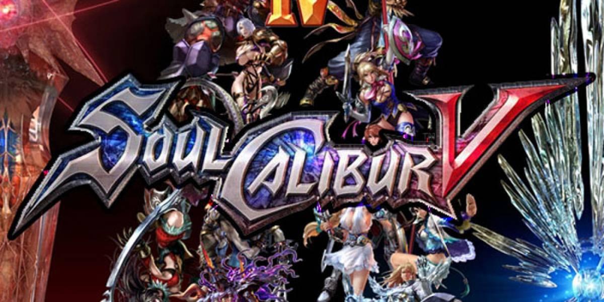 ¿Vives en o cerca de Madrid? Juega Soul Calibur V desde este viernes