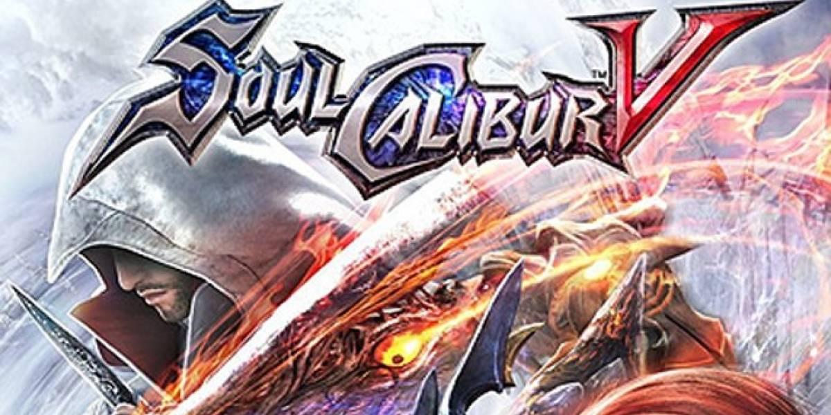 España: Presentación y torneos de Soul Calibur V en el sur del país
