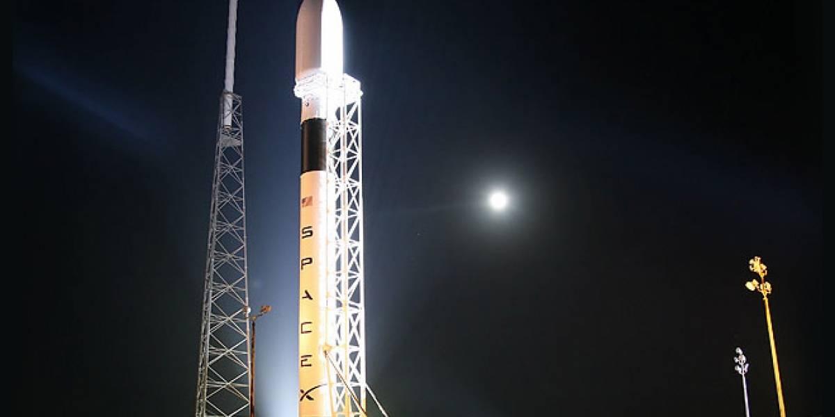 SpaceX retrasa indefinidamente el lanzamiento de su cohete a la Estación Espacial