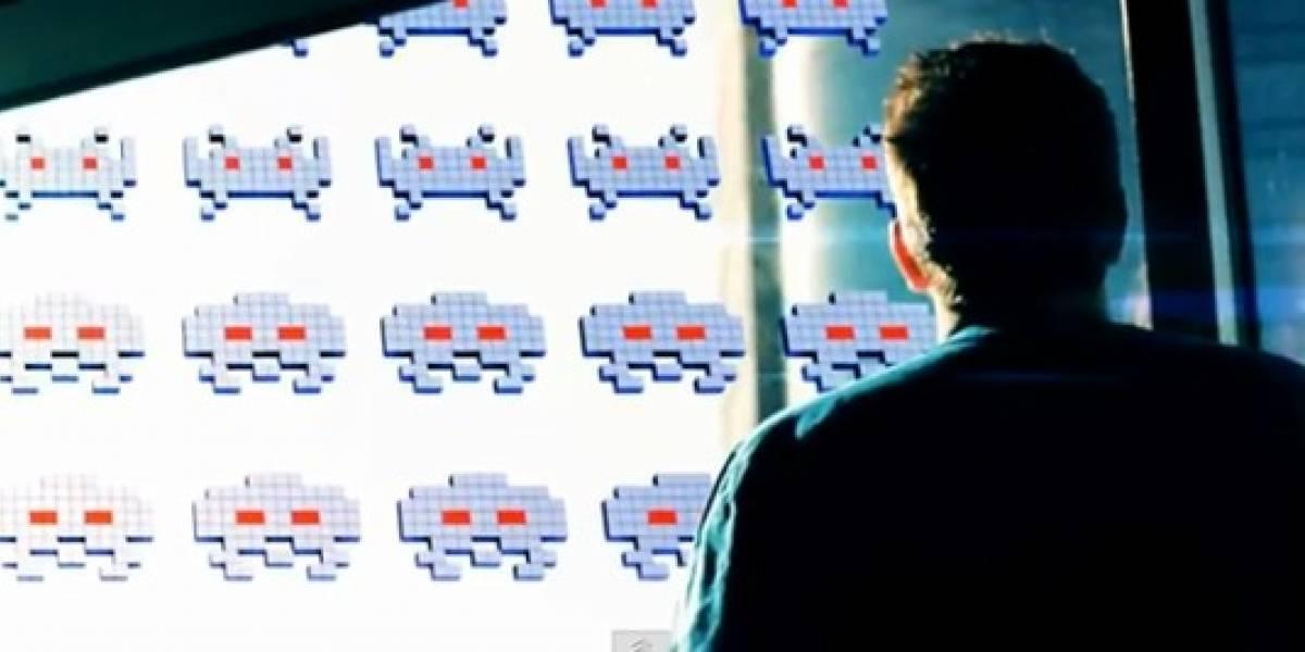 ¿Qué hacer cuando Space Invaders se vuelve real?