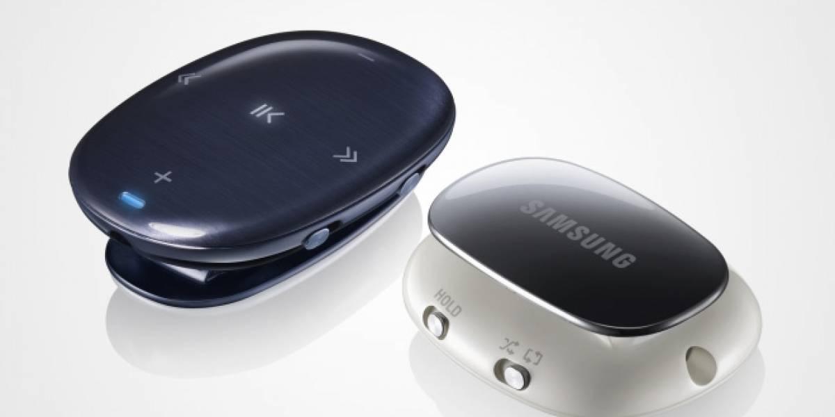 Pebble, un reproductor de MP3 lanzado junto con el Galaxy S III